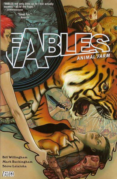 Couverture de Fables (2002) -INT02- Animal farm