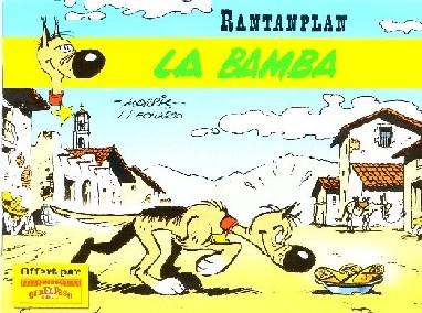 Couverture de Rantanplan -OEP2- La bamba