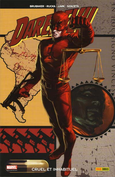 Daredevil - tome 18 : Cruel et inhabituel