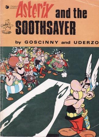 Couverture de Astérix (en anglais) -19a- Asterix and the soothsayer