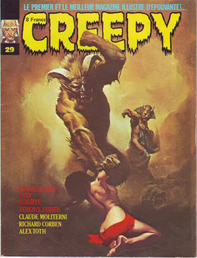 Couverture de Creepy (Publicness) -29- N°29