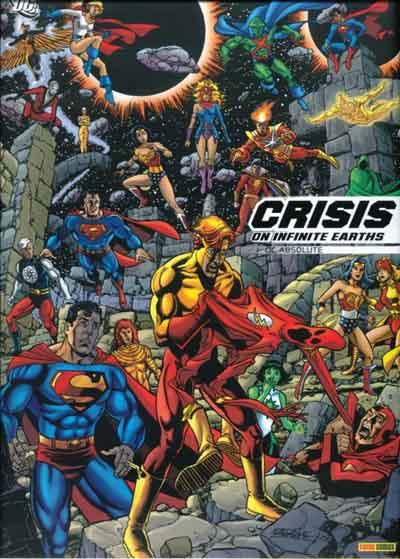 Couverture de Crisis on infinite earths - Tome INT