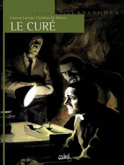 Couverture de Le curé -INT- Le Curé