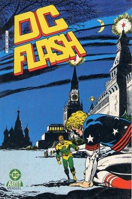 Couverture de DC Flash -11- L'éveil d'un rêve