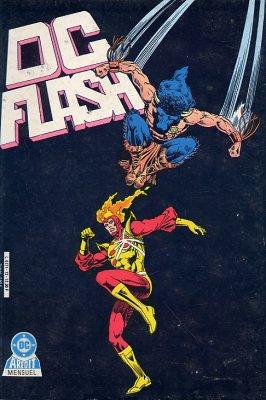Couverture de DC Flash -12- La sorcière indienne