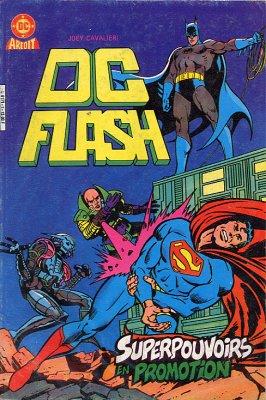 Couverture de DC Flash -1- Superpouvoirs en promotion