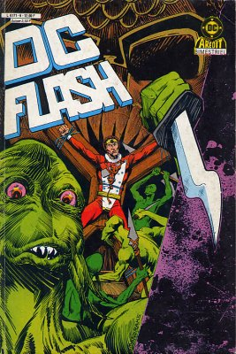 Couverture de DC Flash -6- Brèche temporelle