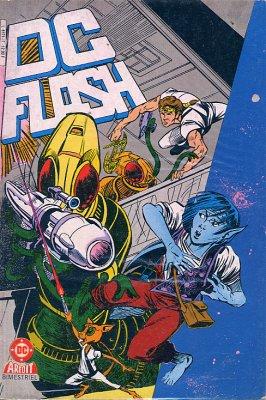 Couverture de DC Flash -7- Spanner's galaxy