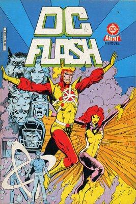 Couverture de DC Flash -8- Spanner's Galaxy