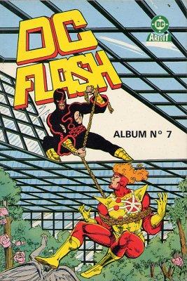 Couverture de DC Flash -Rec07- Album N°7 (du n°13 au n°14)