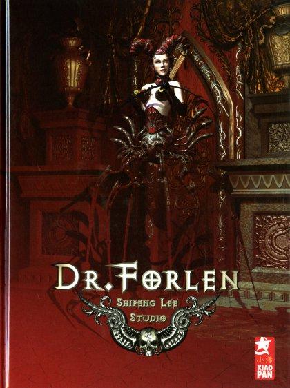 Couverture de Dr. Forlen