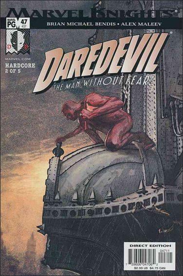 Couverture de Daredevil (1998) -47- Hardcore part 2