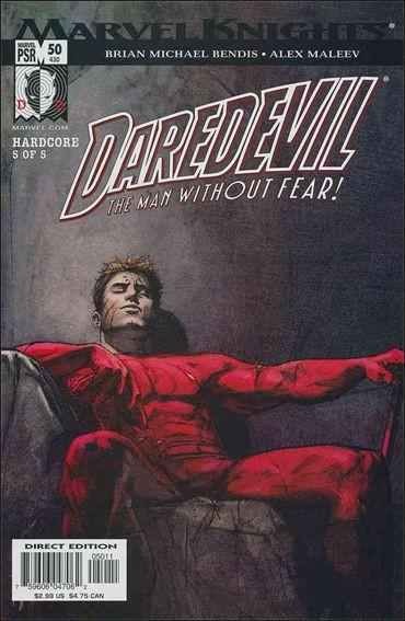 Couverture de Daredevil (1998) -50- Hardcore part 5