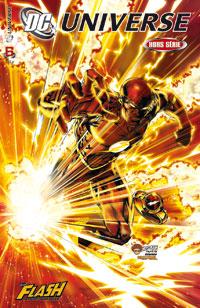 Couverture de DC Universe (Hors série) -6- Flash : la foudre, mon héritage