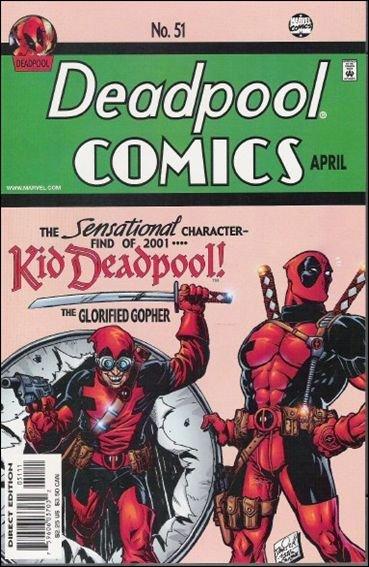 Couverture de Deadpool (1997) -51- The promise part 2