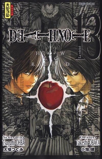 Couverture de Death Note -HS- How to read