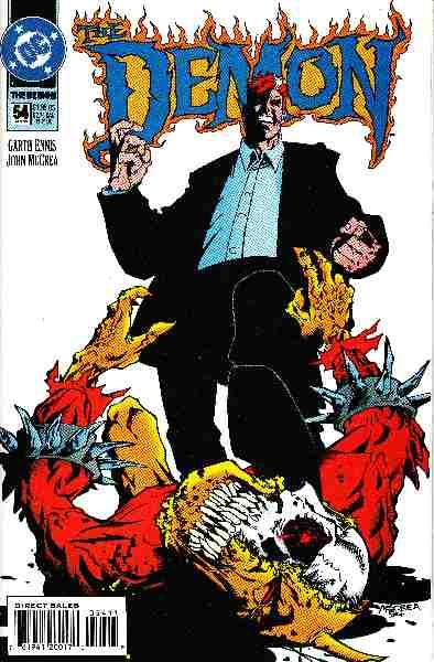 Couverture de Demon (The) (1990) -54- Suffer The Children part 3