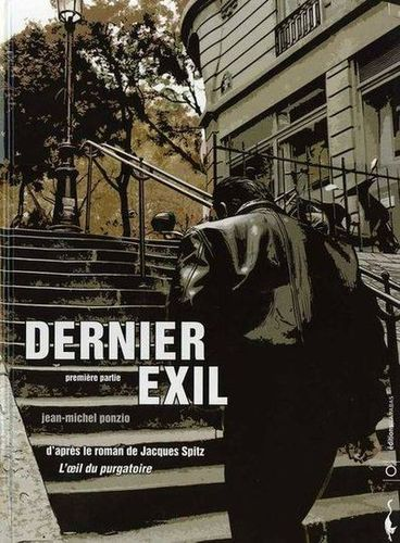 Couverture de Dernier exil -1- Première partie