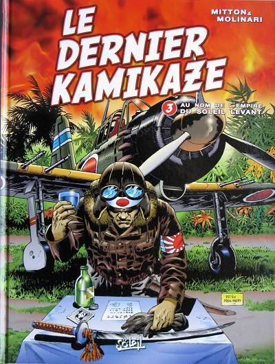 Le Dernier Kamikaze Tome 3 Final