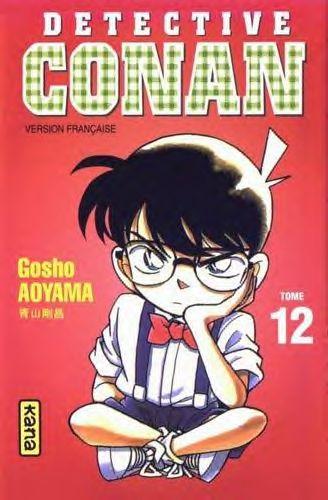 Couverture de Détective Conan -12- Tome 12