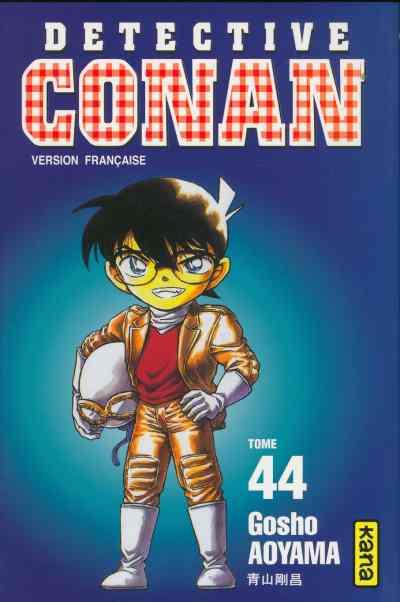Couverture de Détective Conan -44- Tome 44