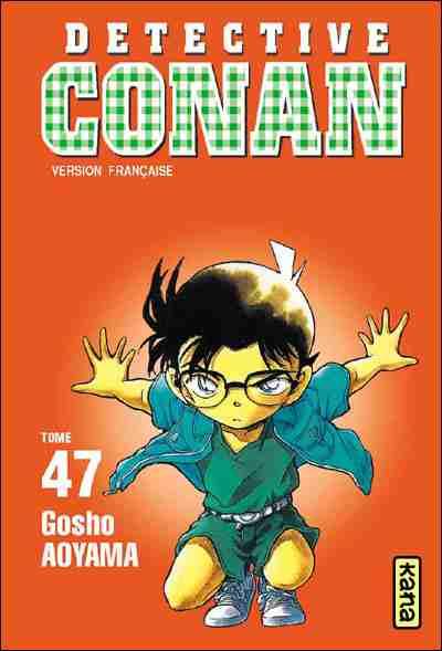 Couverture de Détective Conan -47- Tome 47