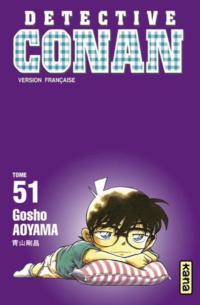 Couverture de Détective Conan -51- Tome 51