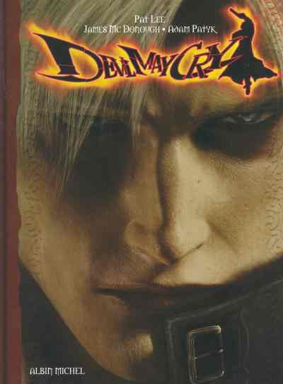 Couverture de Devil May Cry - L'ange déchu