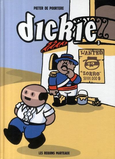 Dickie - Le Petit Dickie illustré - Œuvres complètes 2001-2011