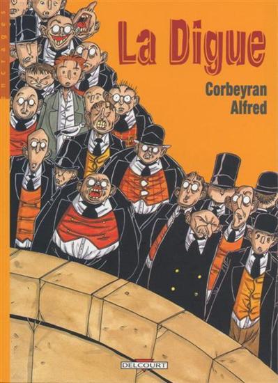 Couverture de La digue (Alfred) - La Digue
