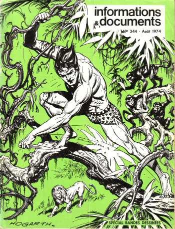 Couverture de (DOC) Études et essais divers - Langage et structure de la bande dessinée
