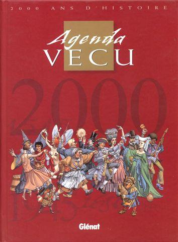 Couverture de (DOC) Études et essais divers - Agenda Vécu 2000 - 2000 ans d'histoire