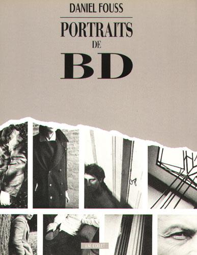 Couverture de (DOC) Études et essais divers - Portraits de BD