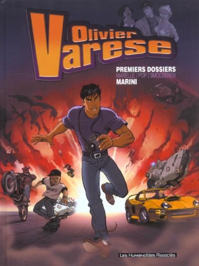 Les Dossiers d'Olivier Varèse - Premiers dossiers