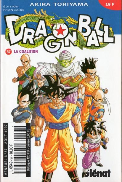Dragon ball bd informations cotes page 6 - Photo de sangohan ...