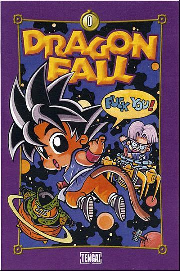Couverture de Dragon Fall -0- Sus aux Boules !