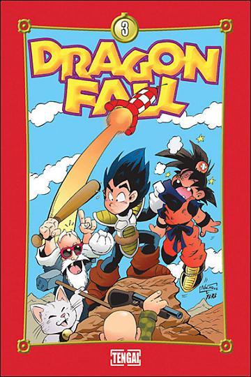Couverture de Dragon Fall -3- C'est la Zone