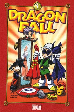 Couverture de Dragon Fall -7- Rock'n'roll high school