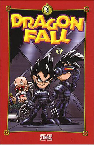 Couverture de Dragon Fall -9- On vit une époque formidable