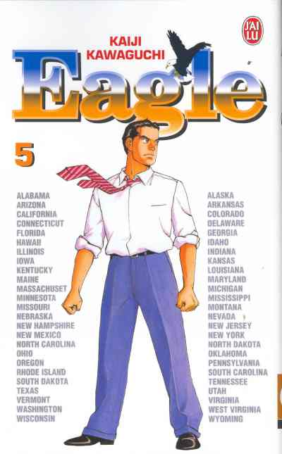 Couverture de Eagle -5- Star Café