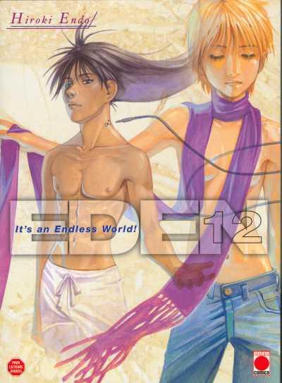 Couverture de Eden - It's an Endless World! -12- Souricière