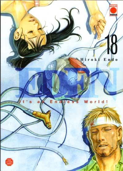 Couverture de Eden - It's an Endless World! -18- Tome 18