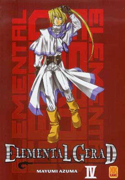 Couverture de Elemental Gerad -4- Tome 4