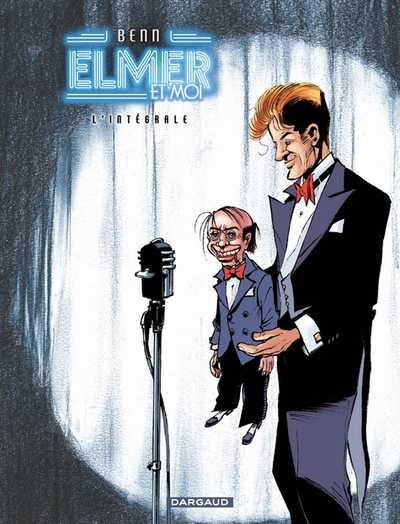 Couverture de Elmer et moi -INT- L'intégrale