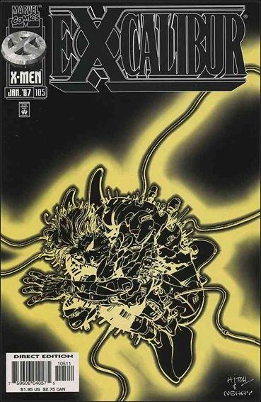 Couverture de Excalibur (1988) -105- Hard truths