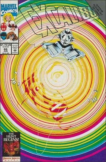 Couverture de Excalibur (1988) -66- Back to the Present
