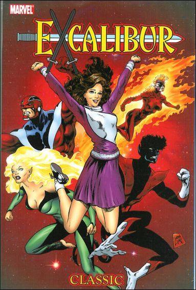 Couverture de Excalibur (1988) -INT05- Volume 5