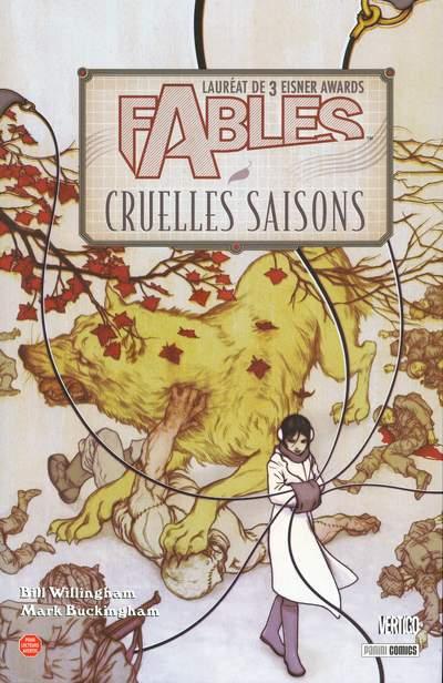 Couverture de Fables (avec couverture souple) -6- Cruelles saisons