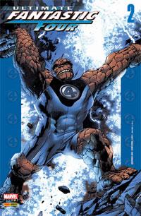 Couverture de Ultimate Fantastic Four -2- Les Fantastiques (2)