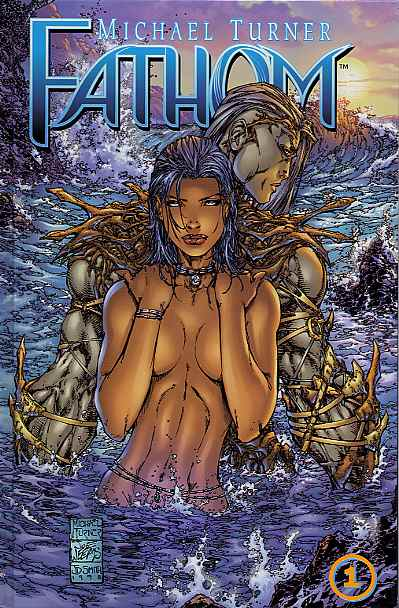 Couverture de Fathom (Editions USA) -1- Fathom 1